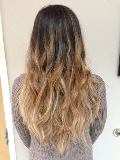 Balayage - Frances Grace Salon